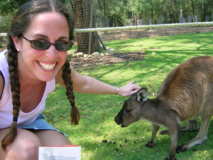 Healesville Sanctuary, Melbourne