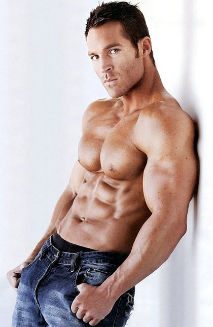 Handsome Guys with Toned Body and Six Pack Abs 2