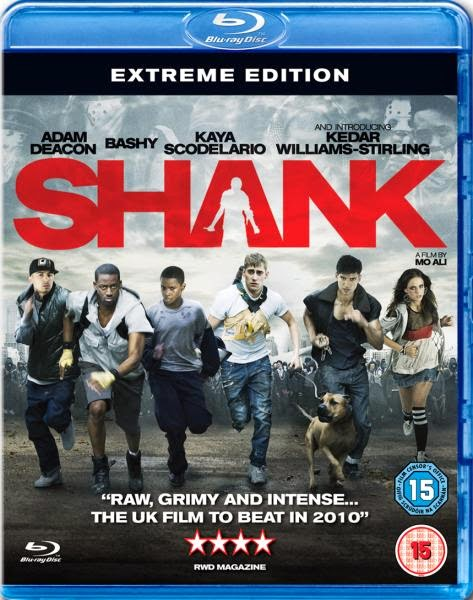 Filme Poster Shank BDRip XviD & RMVB Legendado