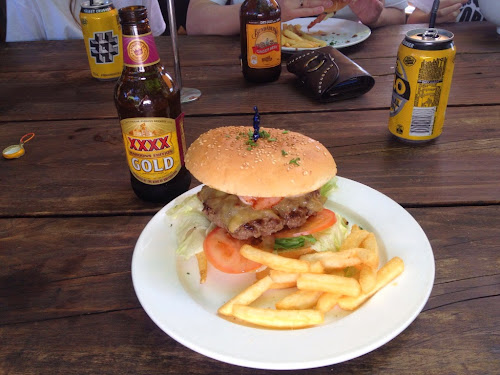 TeamBray Lions Den Burger