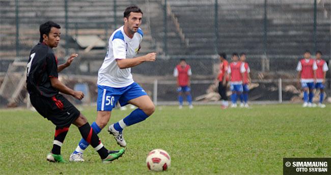 Miljan Radovic Persib Bandung
