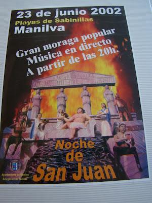 Noche de San Juan en Manilva