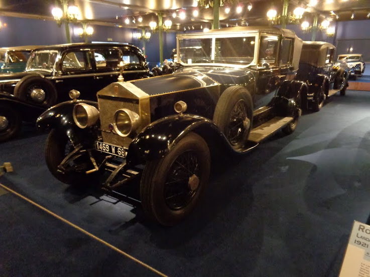 Musée Automobile de Mulhouse  DSC01125