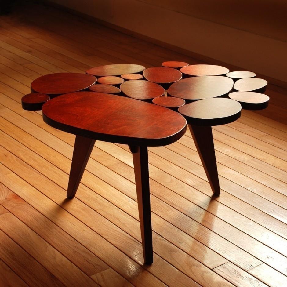 Extremely Unique Wood Furniture ~ Notranja oprema stanovanja ali hiše marec