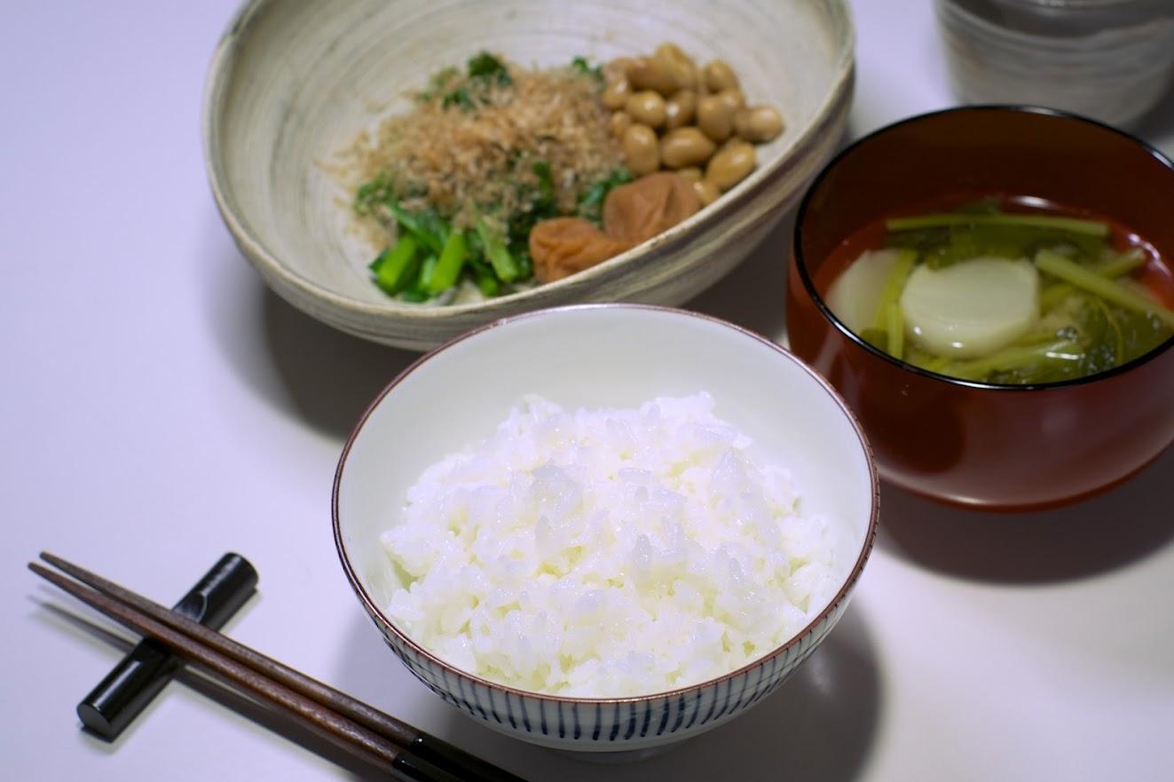 白いご飯「ひまわりライス・ゆめぴりか