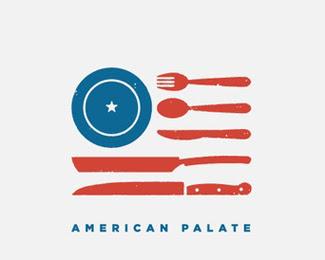 American Palate Logo