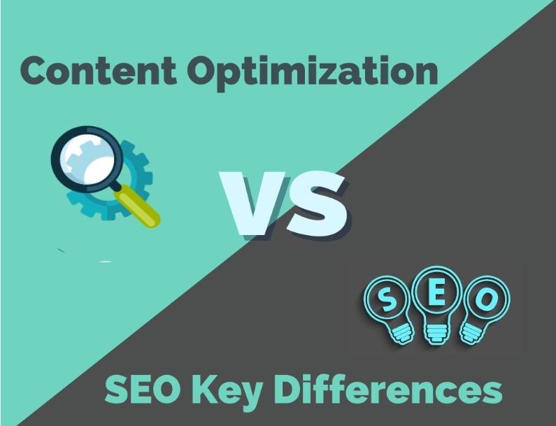 Content vs seo OPtimization