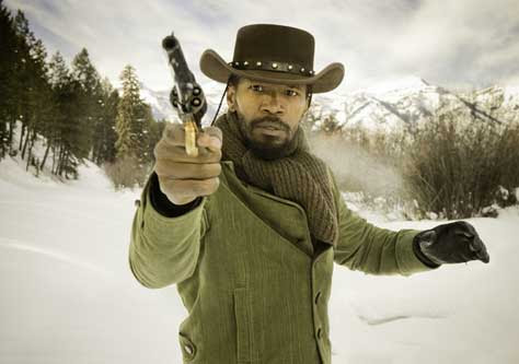 Django desencadenado, protagonista