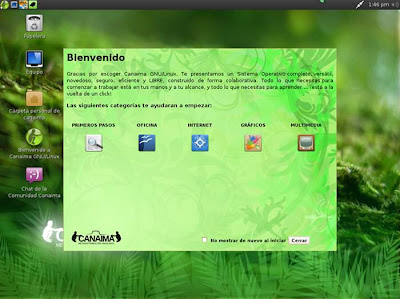 Canaima 3.1 disponible