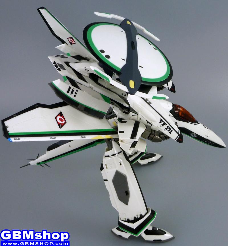 Macross Frontier RVF-171EX Nightmare Plus EX GERWALK Mode