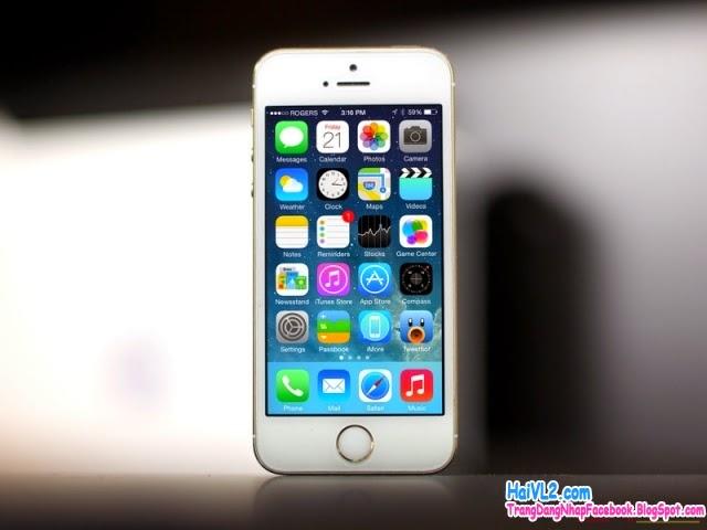Ảnh 1 - Hướng dẫn sử dụng iphone 5s cho người mới