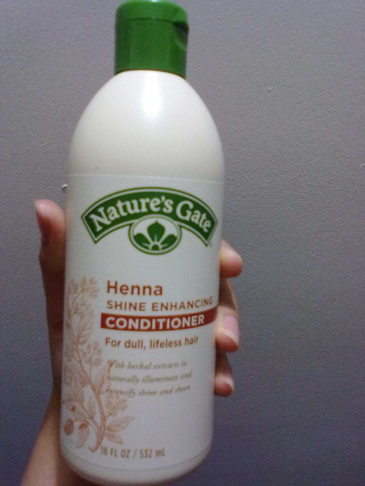 Mehndi For Conditioning Hair : The autumn bleu review hair product nature s gate
