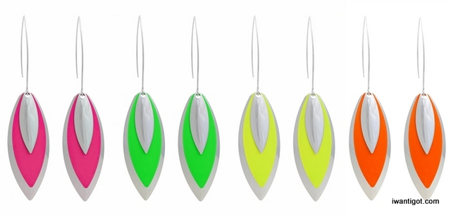 Alterna Earrings by MARLU