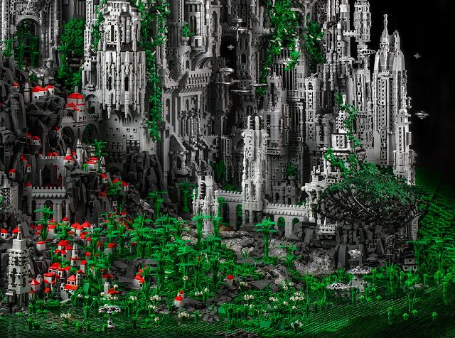 *樂高師Mike Doyle的LEGO奇幻科技堡壘:和平接觸外星人! 3