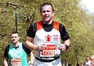 Dewi's marathon fundraiser