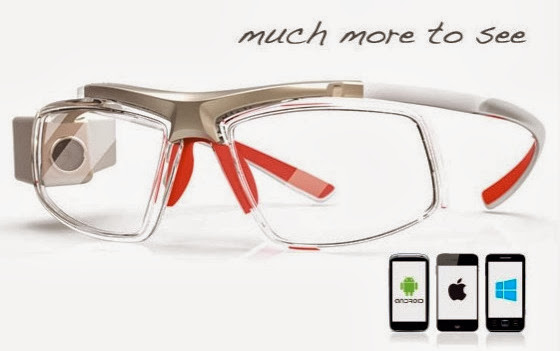 Dos empresas tecnológicas lanzarán sus propias versiones de las smartglass y smartwatch