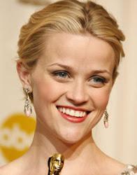 Reese Witherspoon rosto coração