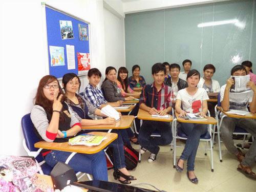 Việt Nam vượt TQ về khả năng sử dụng tiếng Anh - 1