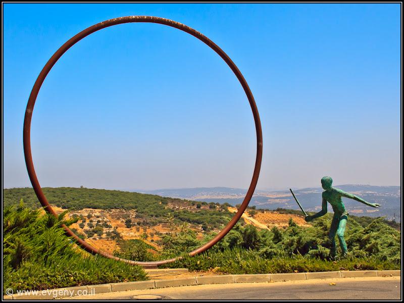 LookAtIsrael.com: Фото: Промышленный парк Тефен (israel  путешествия парк галилея выставки музеи фестивали )