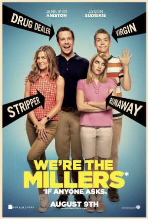 Picture Poster Wallpapers We're the Millers (2013) Full Movies