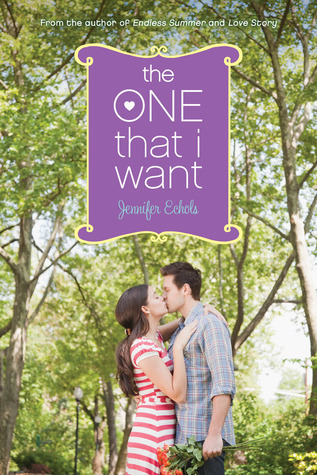 Review: The One That I Want by Janenifer Echols