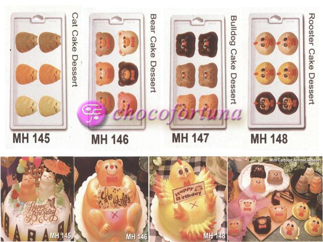 Contoh Aplikasi MH137-MH144