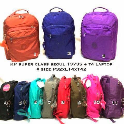 Menjual Tas Kipling kualitas super dan premium dengan harga ... 464325d250