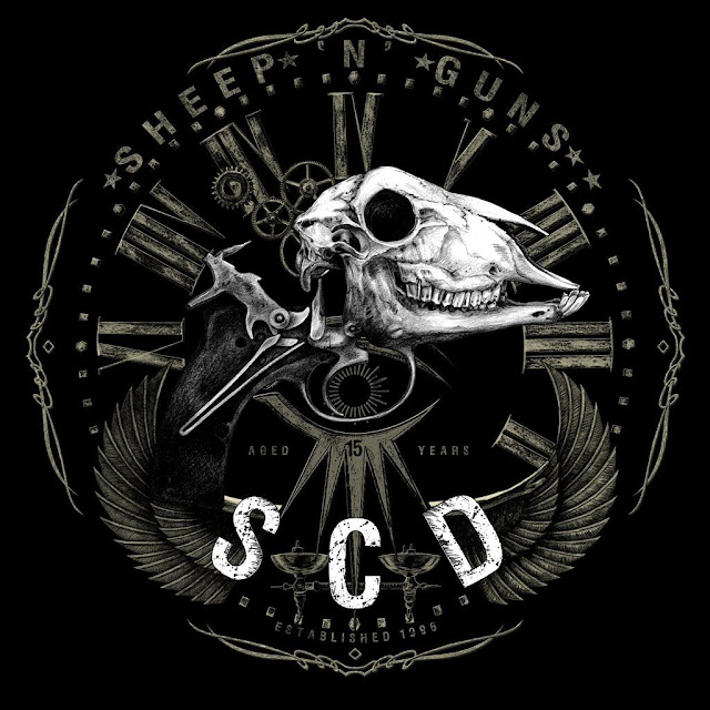 S.C.D. (Sublime Cadaveric Decomposition) - Sheep'n'Guns (2011)