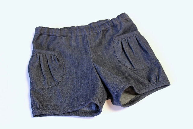 oliver + s puppet show shorts