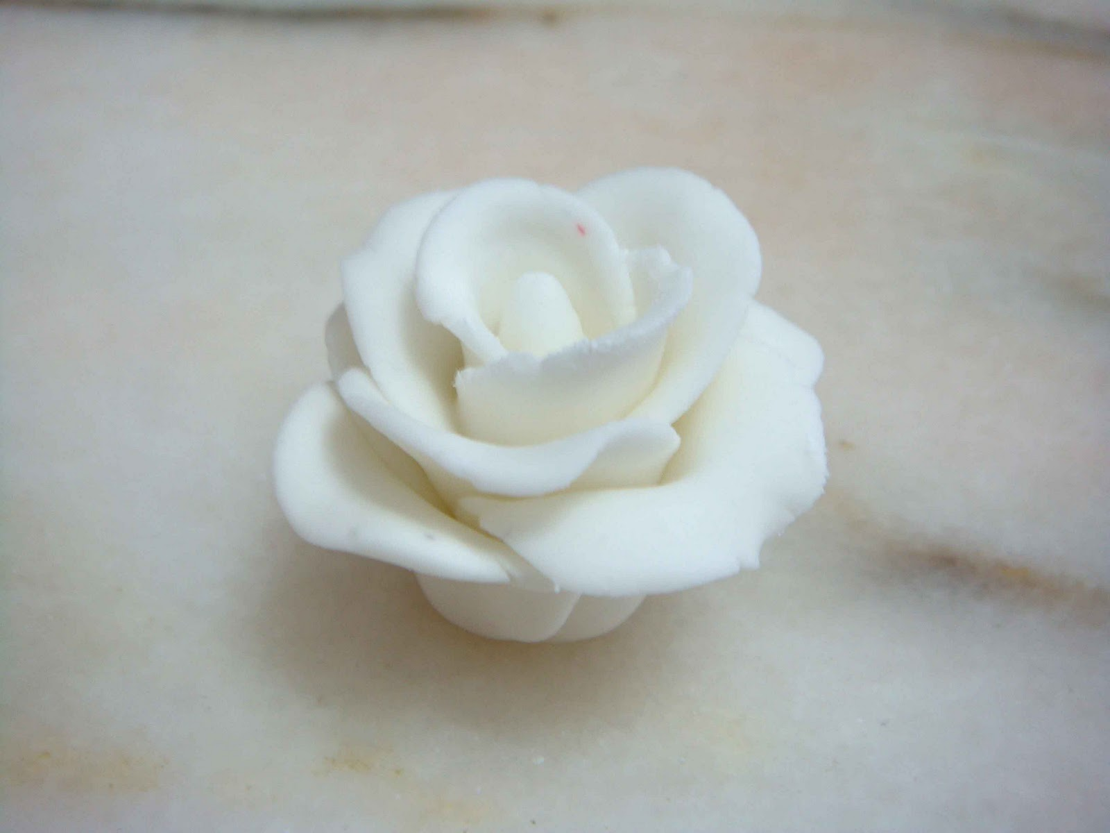 How To Make Rose Fondant Flowers Flowers Gallery