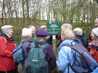 Inauguration of our 90th Anniversary Signpost