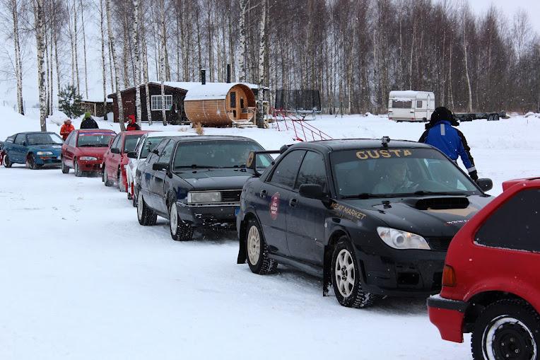 Foto: Kristjan Saar, Võrtsjärve jää 2013
