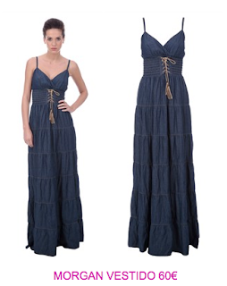 Morgan vestidos denim4