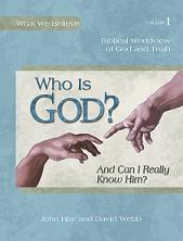 Apologia - Who is God?