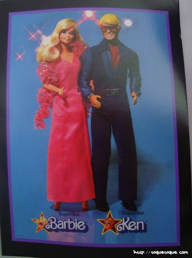 mi Babie Favorita 1977 - Barbie Superstar: fotos de Ken y Barbie Superstar originales (los de 1977)