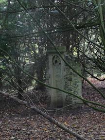 Ruins of St Marys Church, Mannington