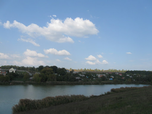 третий пруд Бугайка Масли Болибоки
