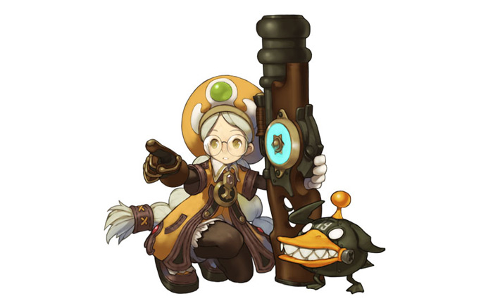 Tạo hình nhân vật trong Dragon Nest - Ảnh 2