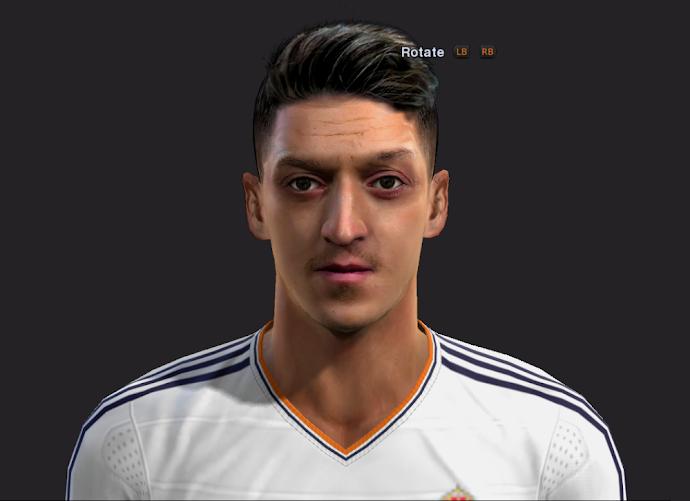 Mesut Ozil - PES 2013