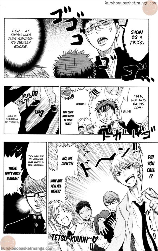 Kuroko no Basket Manga Chapter 61 - Image 22