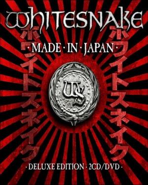 Whitesnake - Made in Japan [DVDRip] (2013)