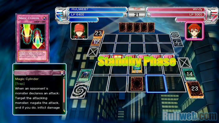 Thử nghiệm Yugi Oh 5DS phiên bản PS 3 - Ảnh 15