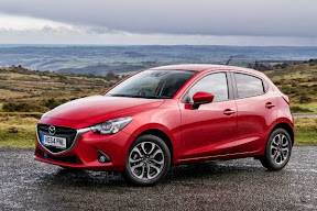 New Mazda2 hitting UK showrooms