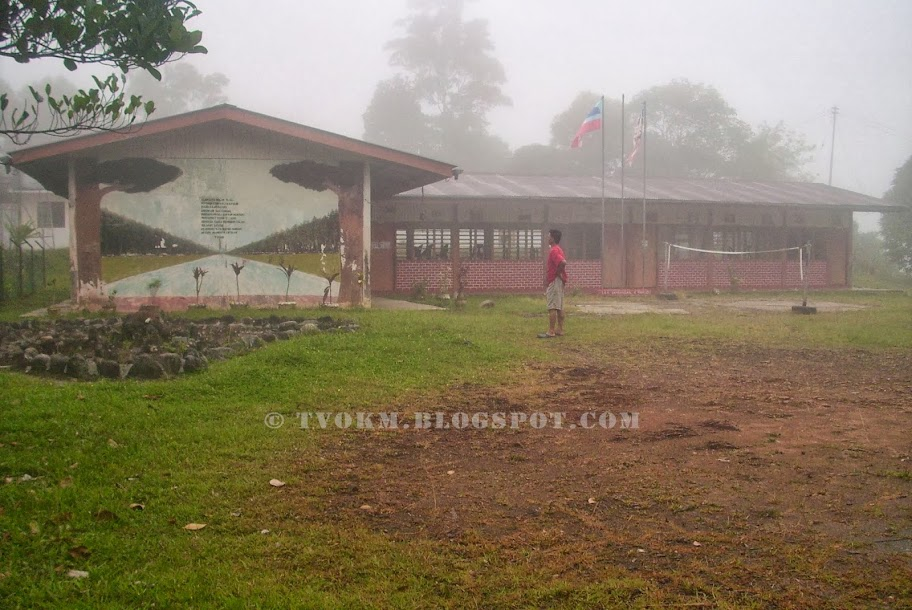 Bangunan Sekolah Rendah Advent Bambangan