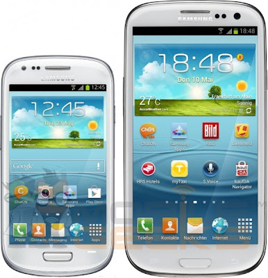 Samsung Galaxy S3 Mini & Galaxy S3