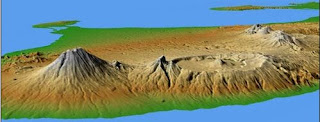 Mount Agung Overlay - Indonesia Mountain