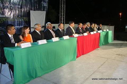 Cabildo del Republicano Ayuntamiento de Sabinas Hidalgo