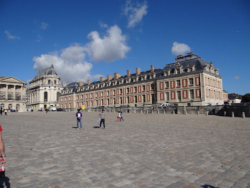 Palacio de Versalles - Entrada
