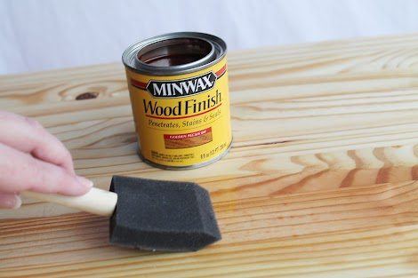 Minwax Two Tone Oil Based Stain On Pine Ana White Woodworking Projects