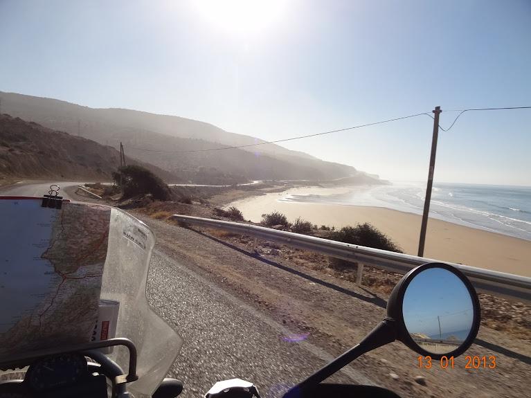 Marrocos e Mauritãnia a Queimar Pneu e Gasolina - Página 3 DSC05625